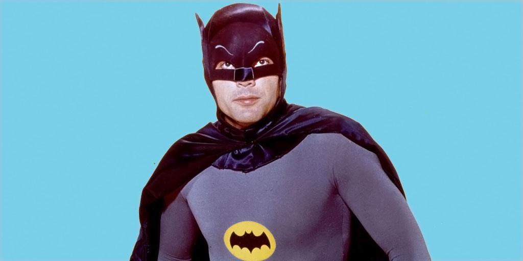 Adam West, der ewige Batman, ist tot