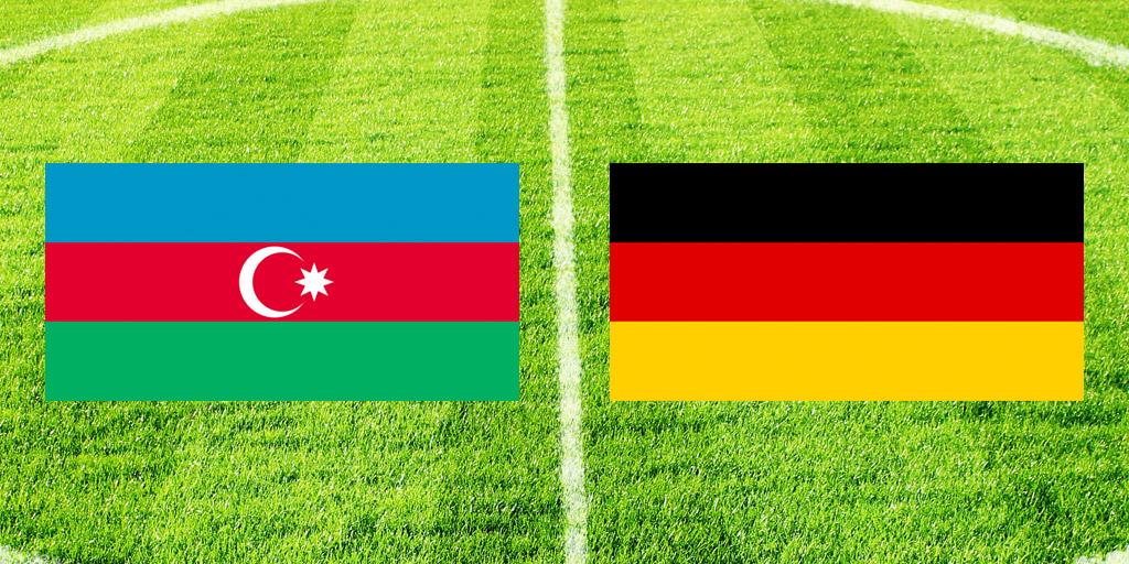 Aserbaidschan gg. Deutschland