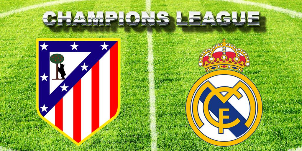 Atlético hofft, Real mit einem Bein im Finale