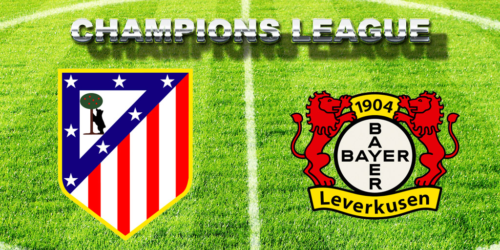Atlético Madrid gg. Bayer Leverkusen im Free-TV
