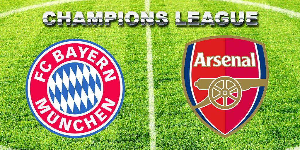 Bayern gg. Arsenal live im ZDF