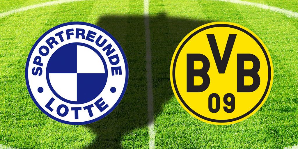 Das DFB-Pokal-Viertelfinale live im Ersten