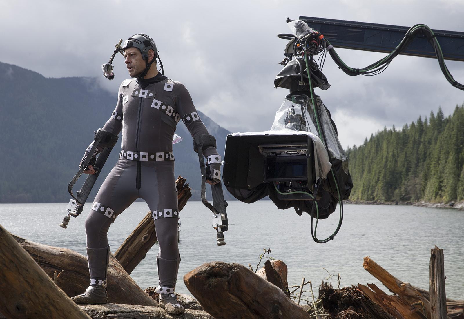 Andy Serkis: Der Mann ohne Gesicht