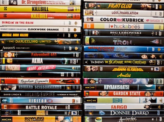 DVD- und Blu-ray-Aktionen
