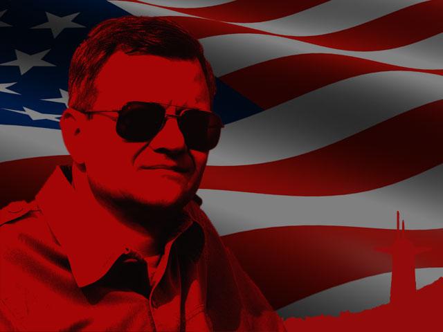 Ein Salut an den Vater von Jack Ryan