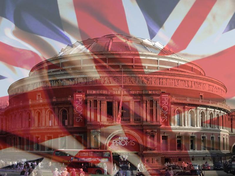 England feiert sich mit der Last Night of the Proms