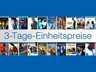 Filme und Serien im Angebot
