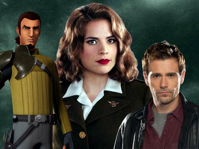 Helden in Serie