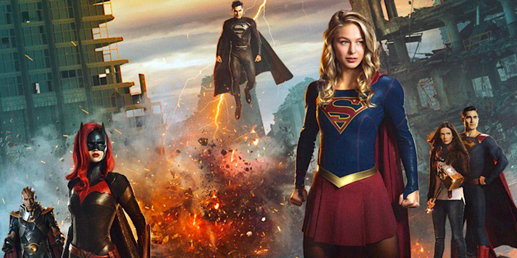 Helden-Potpourri mit Marvel und DC