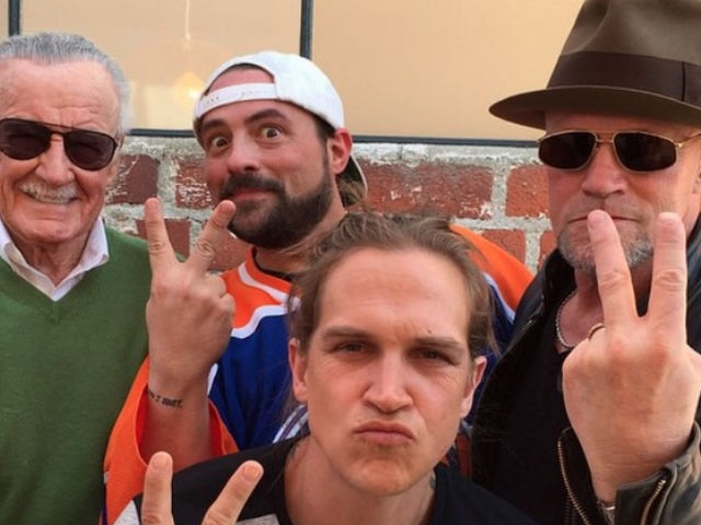 Kevin Smith präsentiert New-Jersey-Film Nr. 7