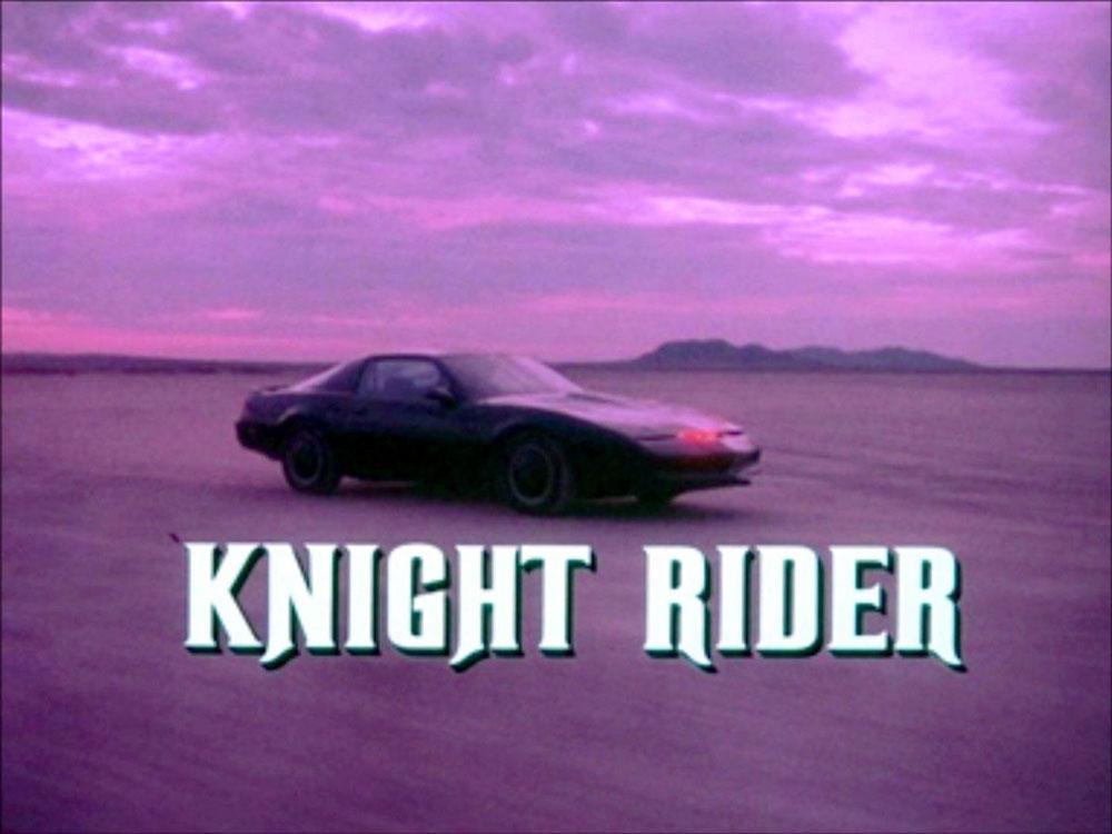 Knight Rider fährt bald wieder