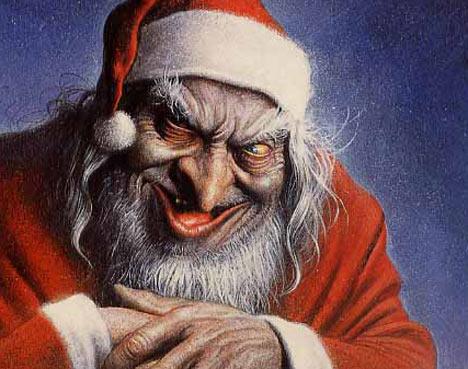 Lieber böser Weihnachtsmann