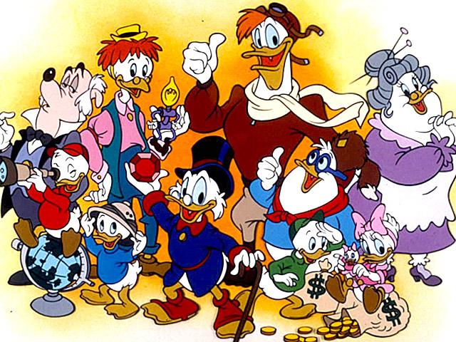 Neue Duck Tales ab 2017