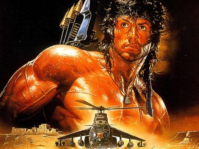 Rambo fürs Wohnzimmer