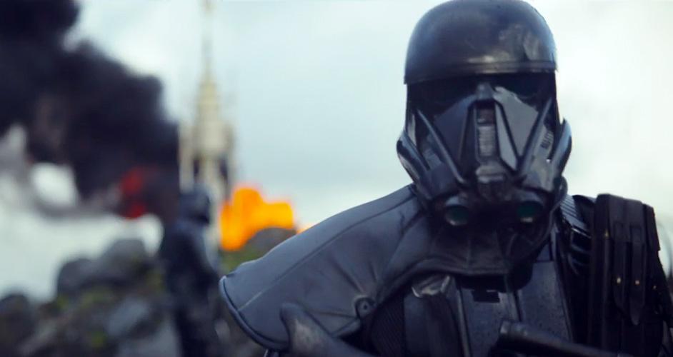 Rebellenagenten gegen den imperialen Todesstern