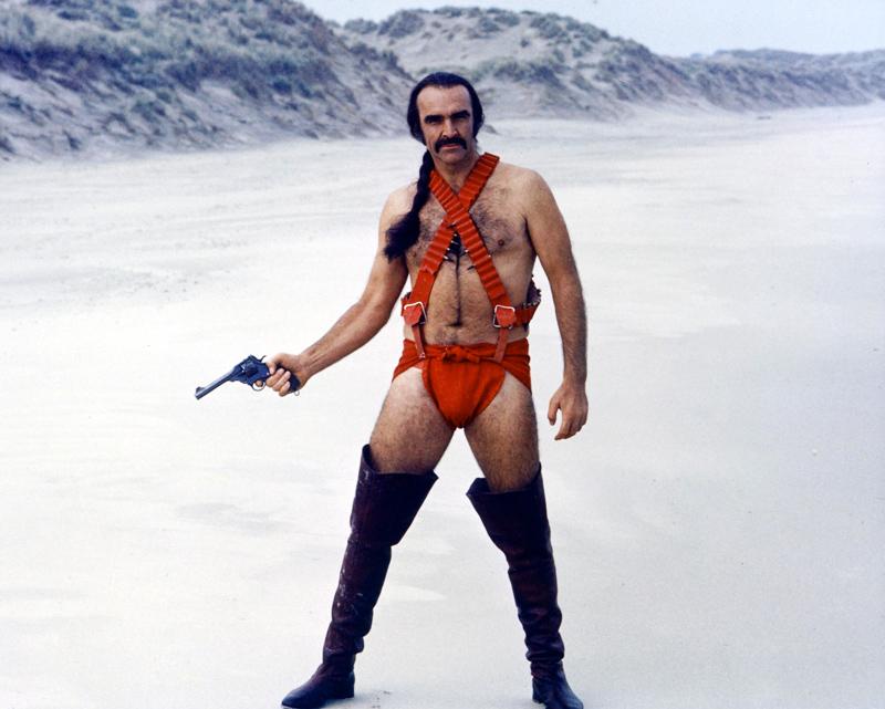 Sean-Connery-Filmwochen auf allen Kanälen