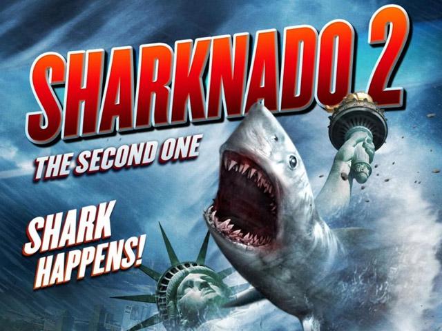 Sharknado 2: Jetzt erst recht