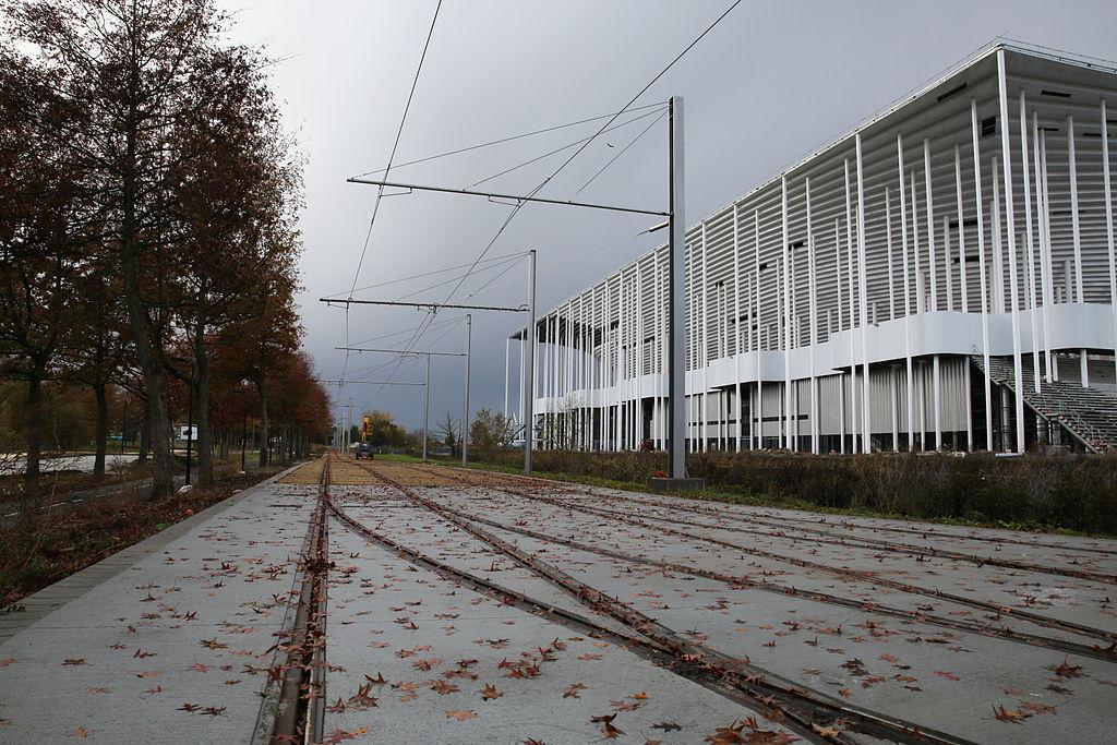 Stade de Bordeaux, Bordeaux