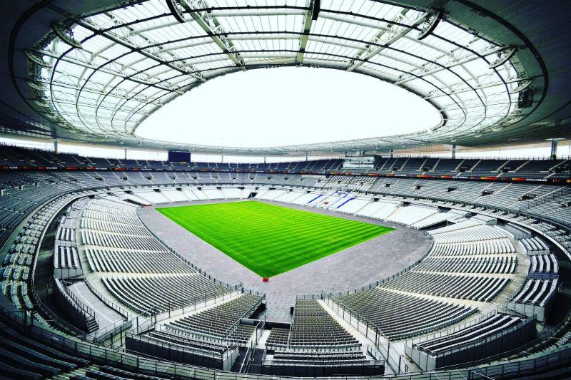 Stade de France, Paris