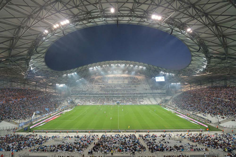 Stade Velódrome, Marseille