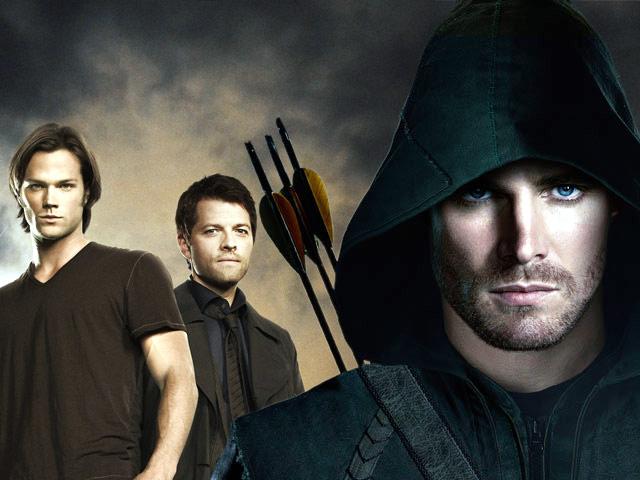 Ablegerserien für Supernatural und Arrow
