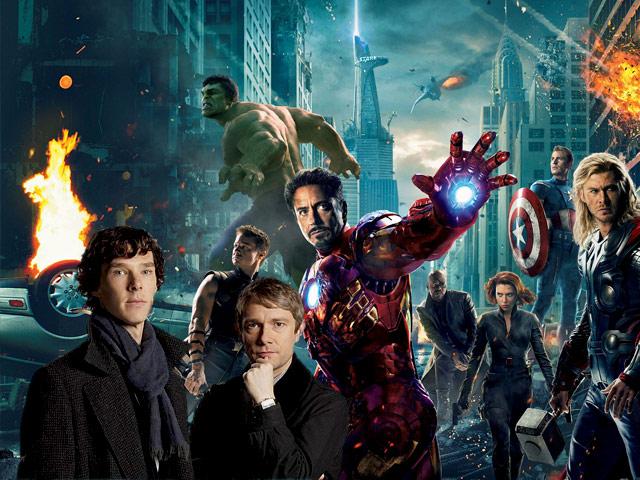 Sherlock-Teaser und mehr