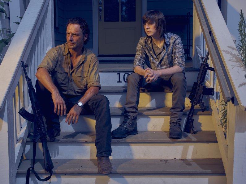 The Walking Dead ist zurück