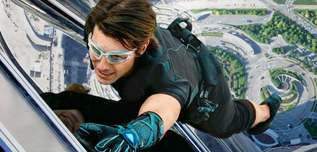 10 Dinge, die du noch nicht über Tom Cruise wusstest
