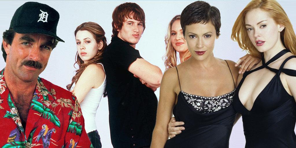 TV-Neustart für Magnum, Charmed und die Bad Boys