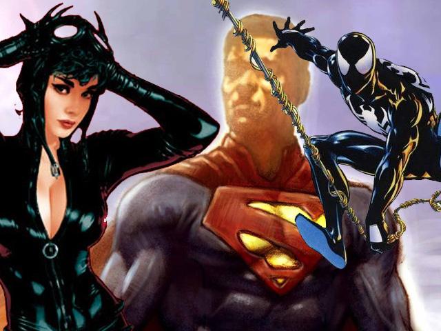 Von Dominas und schwarzen Helden