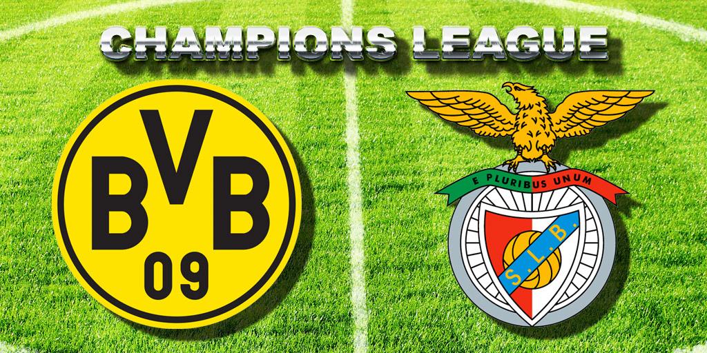 Vorbericht: Borussia Dortmund gg. Benfica Lissabon