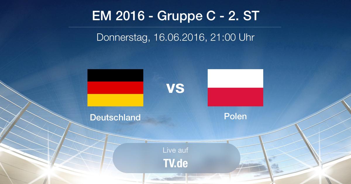 Vorbericht: Deutschland gegen Polen