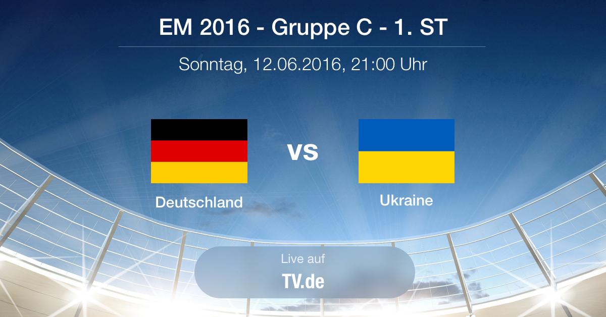 Vorbericht Deutschland gegen Ukraine