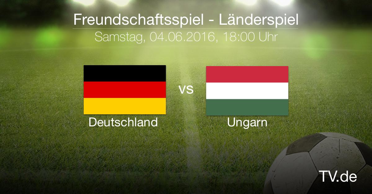 Vorbericht Deutschland - Ungarn