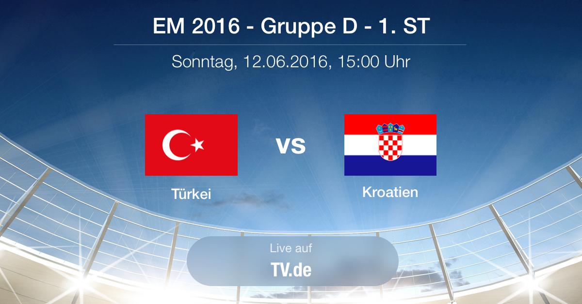 Vorbericht: Türkei gegen Kroatien