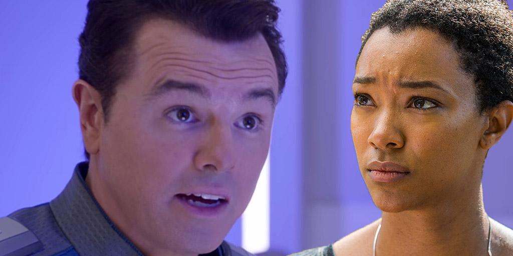 Vorschau: Star Trek: Discovery und The Orville