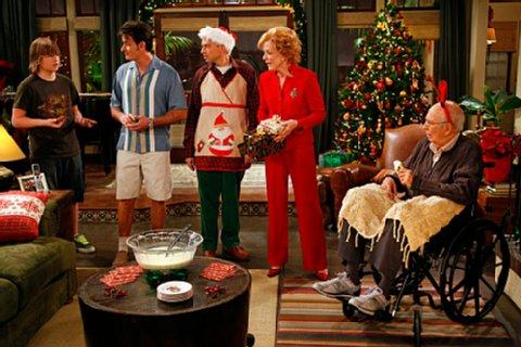 Weihnachtslieder im TV