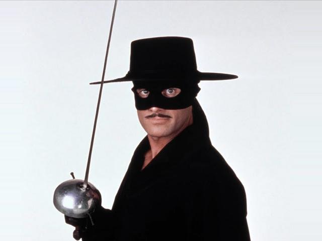 Zorro ist noch nicht vom Tisch