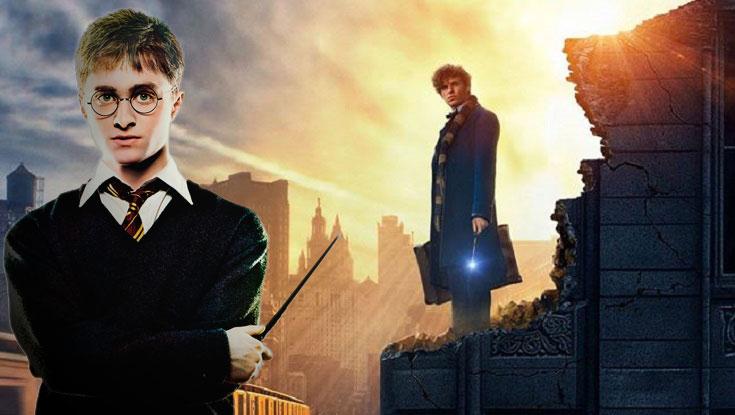Zurück zu Harry Potter: Im Kino und TV
