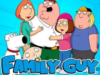 Family Guy: Brian goes to Hollywood