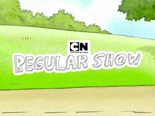 Regular Show - Völlig abgedreht: Stühle aufstellen