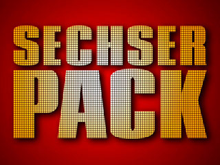 Sechserpack: Shopping